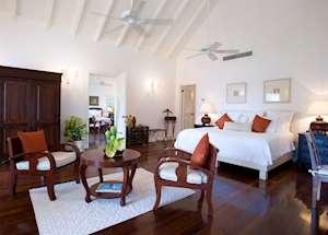 Junior Suite, The Inn at English Harbour, Antigua