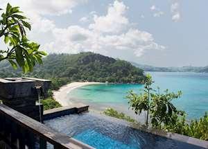 Ocean Panoramic Villa, Maia Resort & Spa, Mahe