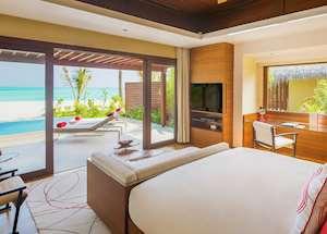 One Bedroom Beach Pool Suite, Niyama, Maldive Island