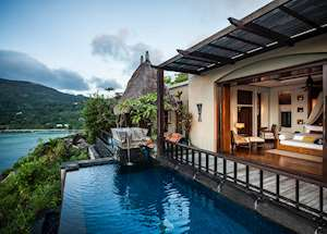 Villa, Maia Resort & Spa, Mahe