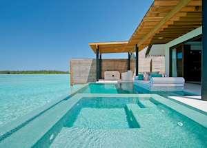 Deluxe Water Studio, Niyama, Maldive Island