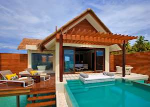 Water Studio with pool, Niyama, Maldive Island