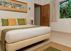 Self Catering Apartment, Acajou Beach Resort, Praslin