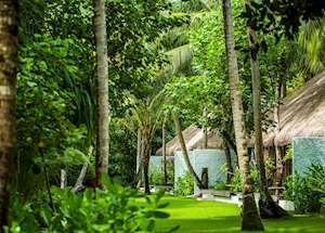 Garden Rooms, COMO Maalifushi, Maldive Island