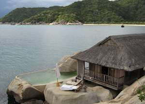 Water Villa, Six Senses Hideaway Ninh Van Bay, Nha Trang