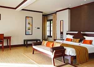 Deluxe Room, L'Archipel, Praslin