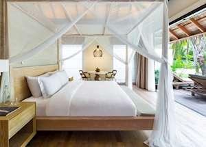 Garden Room, COMO Maalifushi, Maldive Island