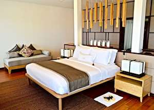Anjung Seafront Room, Tanjong Jara Resort , Kuala Dungun