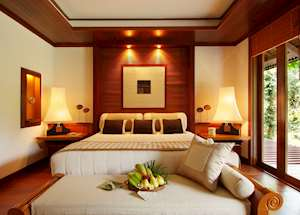 Bumbung Room, Tanjong Jara Resort , Kuala Dungun