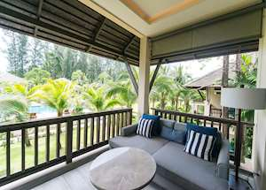 Grand Garden Pavilion , Layana Resort, Koh Lanta