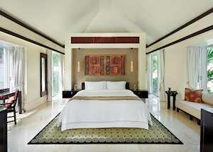 Two Bedroom Double Pool Villa, Banyan Tree Seychelles , Mahe
