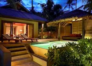 Ocean Pool Villa, Anantara Rasananda Resort, Koh Phangan