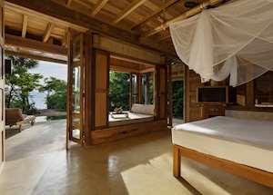 Beach Villa Bedroom, Six Senses Ninh Van Bay