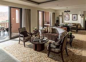 Speciality suite, Shangri-La Al Husn Resort & Spa, Muscat