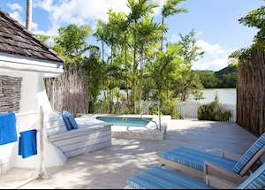 Gauguin Suite Pool, Galley Bay Resort & Spa, Antigua