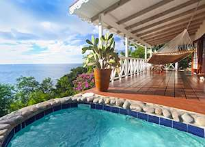 Le Cottage with Pool, Ti Kaye Resort & Spa, Saint Lucia
