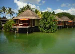Villa on Stilts, Prince Maurice, Mauritius