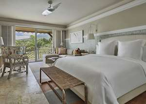 Nevis peak view room, Four Seasons Resort Nevis
