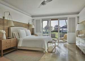 Ocean side room, Four Seasons Resort Nevis