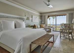 Ocean view room, Four Seasons Resort Nevis