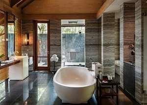 The Datai Langkawi - One Bedroom Beach Villa (bathroom)