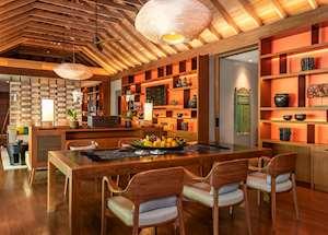 The Datai Langkawi - The Datai Estate Villa - Meranti dining room