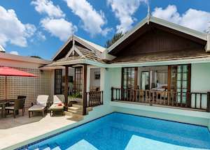 The Royal Collection Pool Suite, Spice Island Beach Resort, Grenada