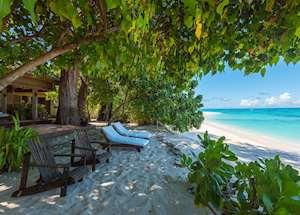 Beach Villa, Denis Private Island