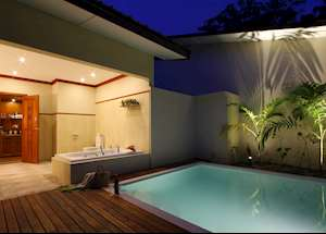 Garden Pool Villa, Kurumba, Maldive Island