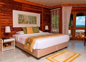 Superior Room, Acajou Beach Resort, Praslin