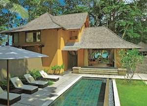 Beach Villa, Constance Ephelia Resort, Mahe