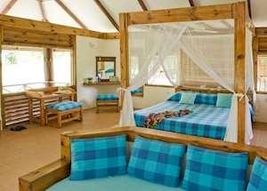 Chalet Interior, Bird Island Lodge, Bird Island