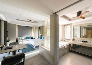 Terrace Suite, Layana Resort, Koh Lanta
