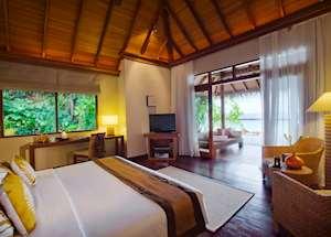 Deluxe Villa, Baros Maldives, Maldive Island