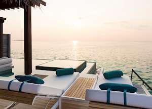 Deluxe Water Studio with pool, Niyama, Maldive Island