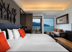 Luxury Sea View Room, The Andaman, Langkawi