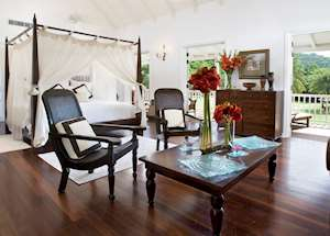Deluxe Junior Suite, The Inn at English Harbour, Antigua