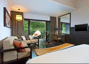 Luxury Garden Terrace Room, The Andaman, Langkawi