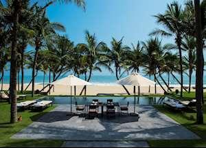 Three Bedroom Beachfront Pool Villa, Four Seasons Resort The Nam Hai, Hoi An