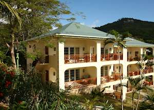 Junior Plantation Suites, Bequia Beach Hotel, Bequia