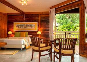 Standard Room, Acajou Beach Resort, Praslin