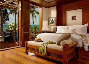 Serambi room, Tanjong Jara Resort, Kuala Dungun