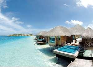Sunrise Ocean Pool Villa, Huvafen Fushi, Maldive Island