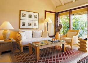 Luxury villa with private pool, The Oberoi Mauritius, Mauritius North Coast