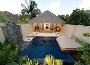 Deluxe Beach Pool Villa, Huvafen Fushi
