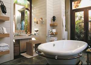 Bathroom, Royal Villa, The Oberoi Mauritius