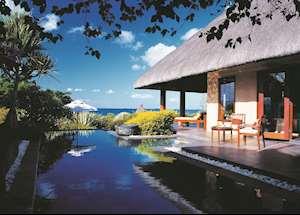 Royal Villa Pool, The Oberoi Mauritius