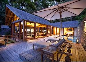 Beach Villa, The Datai