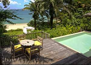 Beach front Pool Villa Suite, Six Senses Yao Noi