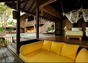 Hideaway 2 bedroom Pool Villa, Six Senses Yao Noi